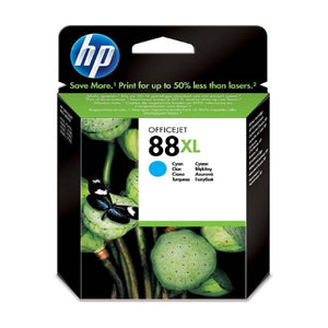 Original Ink Cartridge HP C9391AE 88XL Cyan (Refurbished A+)