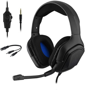 Gaming Earpiece with Microphone The G-Lab Black (Refurbished A+)