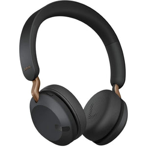 Foldable Headphones with Bluetooth Jabra Elite 45h Black Golden (Refurbished A+)