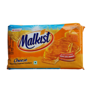 Malkist Cheese Flavoured Crakers