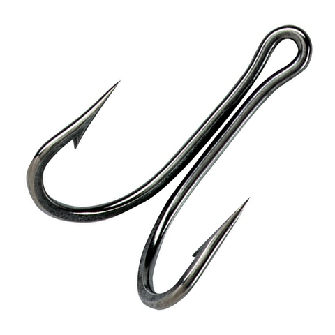 Mustad 7982HS-SS Double Hooks
