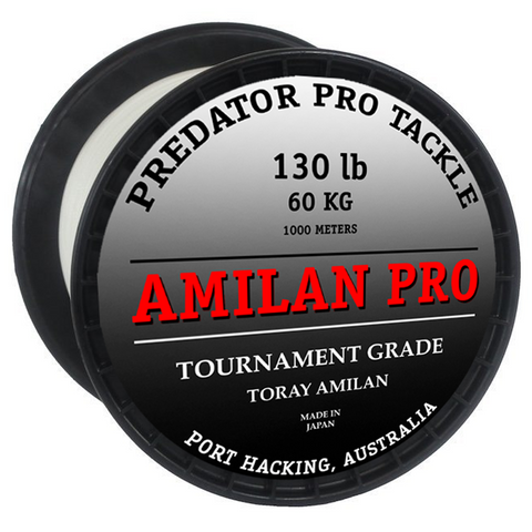 Amilan Tournament Grade Fishing Line – 1,000M