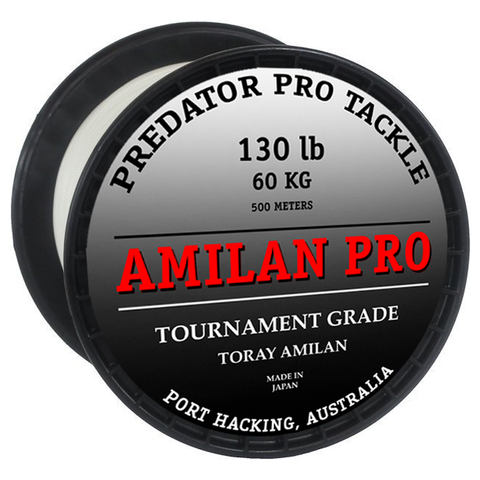 Amilan Tournament Grade Fishing Line – 500M