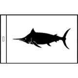 SunDot Capture Flag – Black Marlin