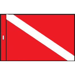 SunDot Capture Flag – Diver Down
