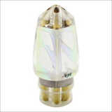 Koya +Bullet Lure Jetted – Rainbow Broken Glass Mother of Pearl Shell Wrap – Nine Plus