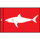 SunDot Capture Flag – Shark