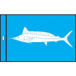 SunDot Capture Flags <br>Spear Fish