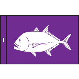 SunDot Capture Flag – Trevally