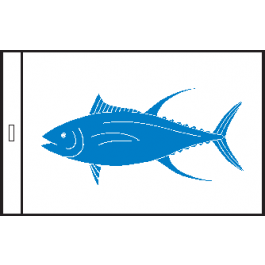 SunDot Capture Flags <br>YellowFin Tuna