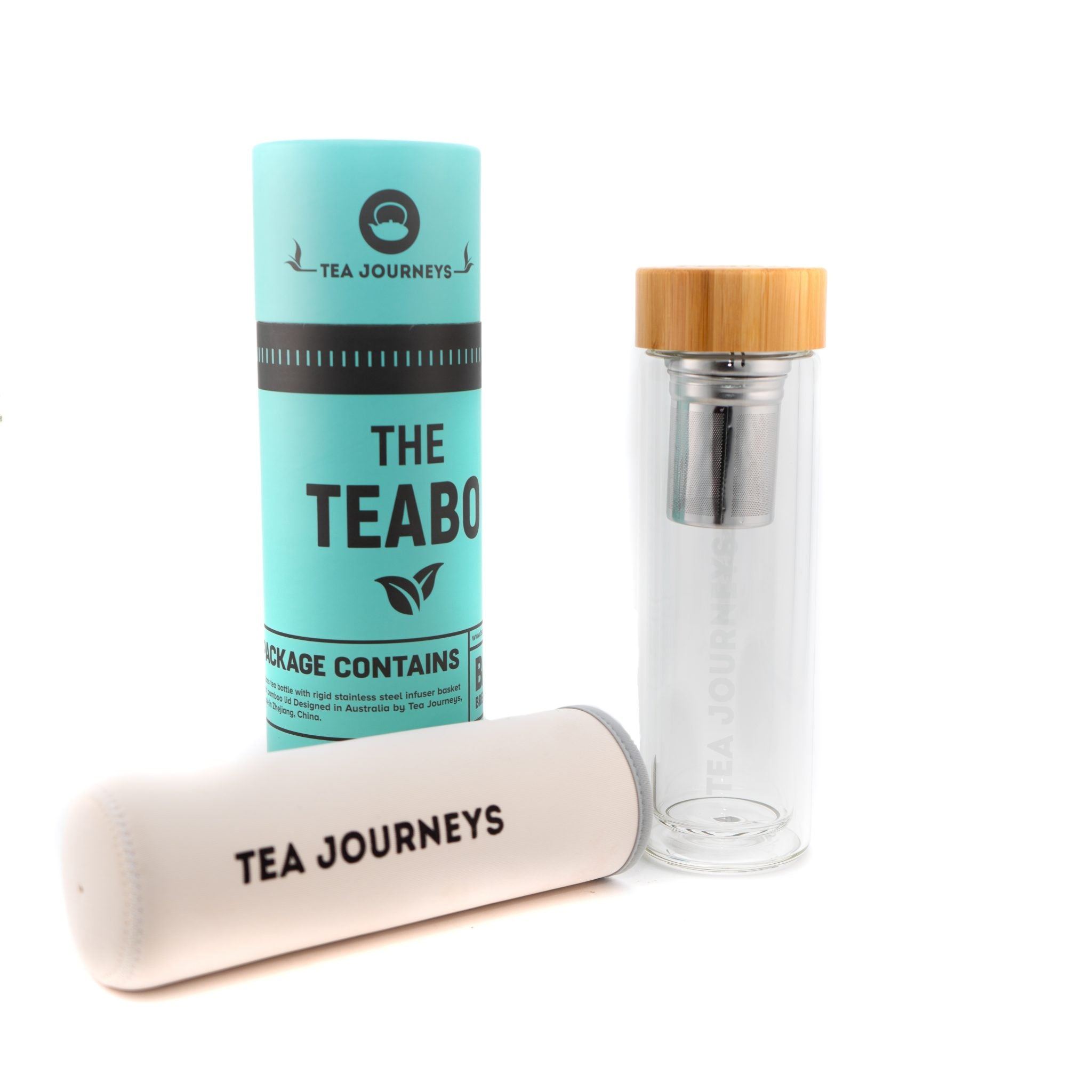 Teabo - Tea Infusion Bottle