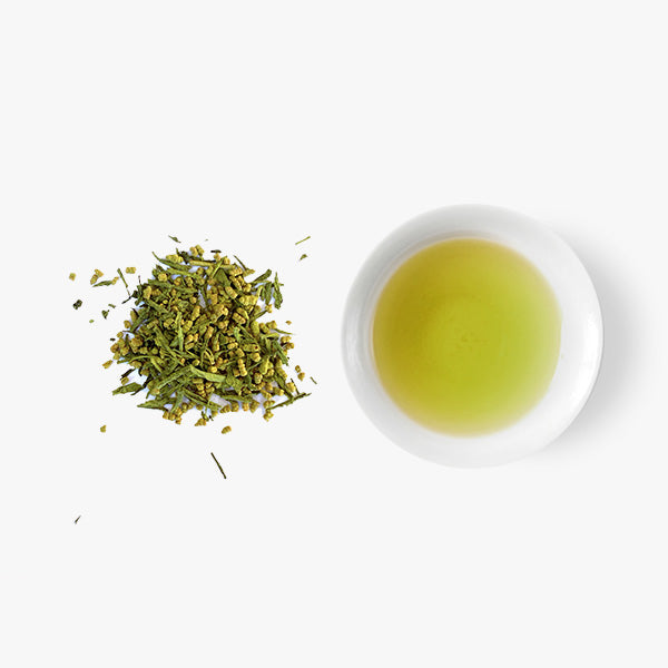 Genmaicha Green - Loose Leaf Large (500g)