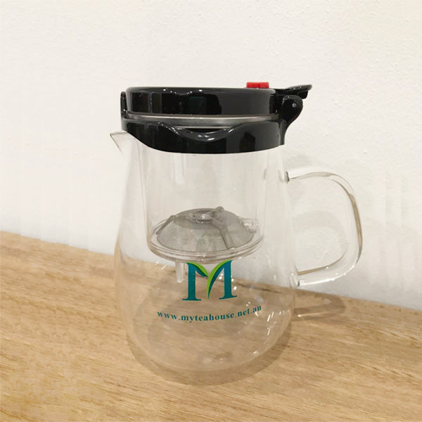 Press Button Tea Brewer