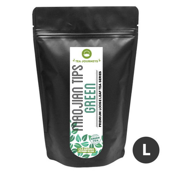 Maojian Tips Green - Loose Leaf Large (500g)