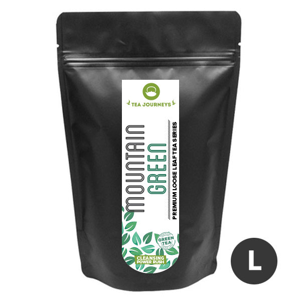 Mountain Green - Loose Leaf Large (500g)