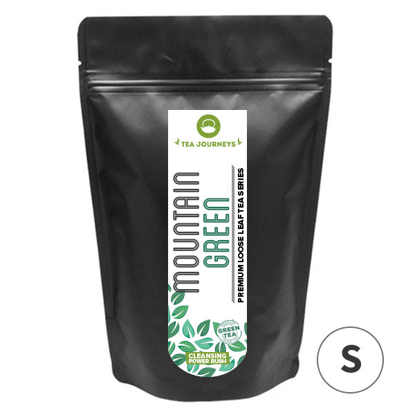 Mountain Green - Loose Leaf Small (100g)