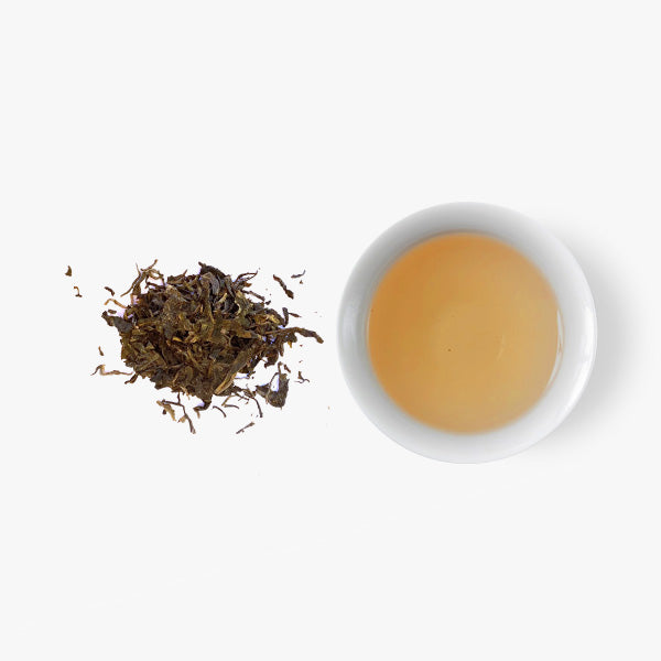 Hokai (Raw Pu'er Tea)