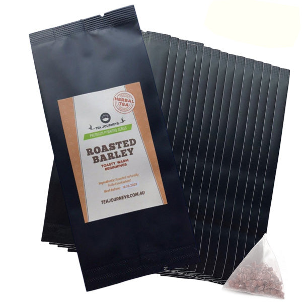 Roasted Barley - Pyramid Pack (20pcs)