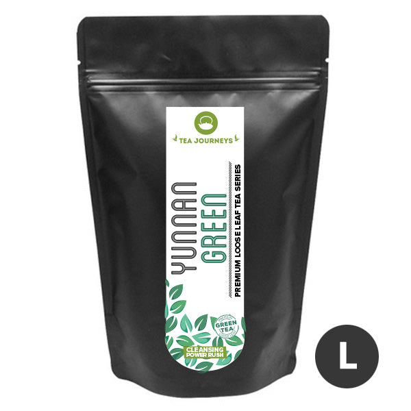 Yunnan Green - Loose Leaf Large (500g)