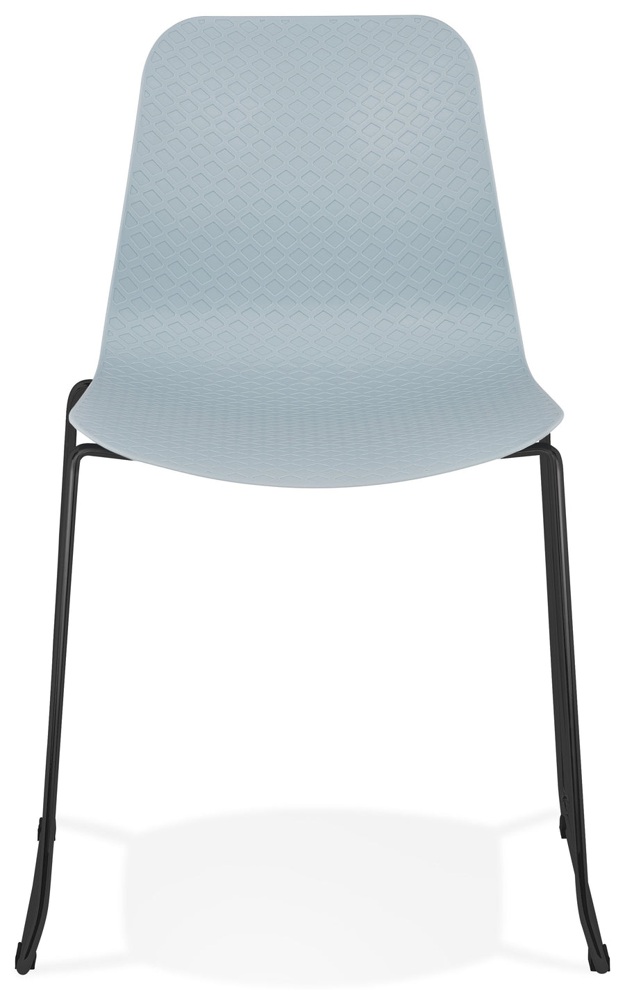 Chaise BEE-Bleu-SERENA DECO