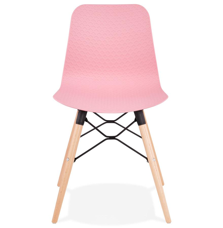 Chaise GINTO-Rose-SERENA DECO