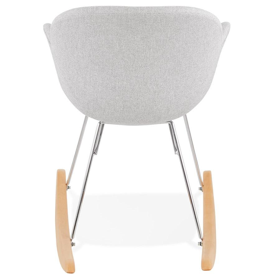 Fauteuil Design TOGGLE-Gris Clair-SERENA DECO