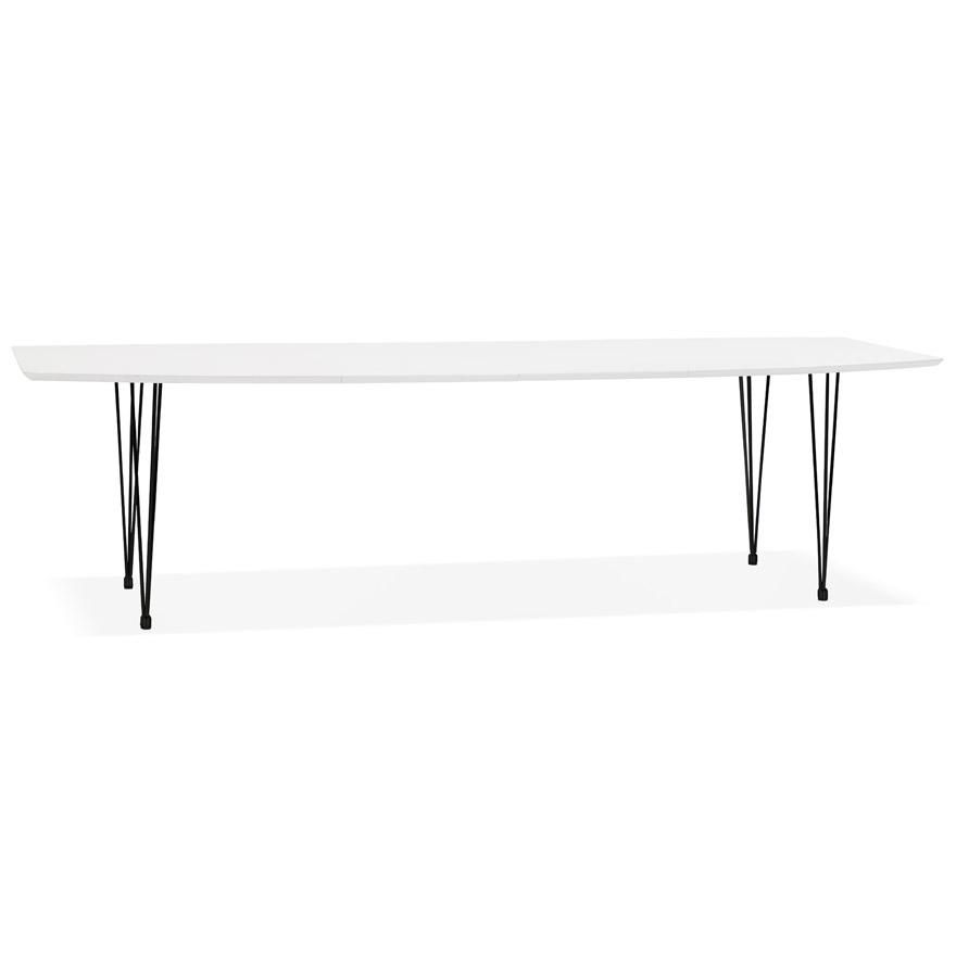 Table STRIK-Blanc-SERENA DECO