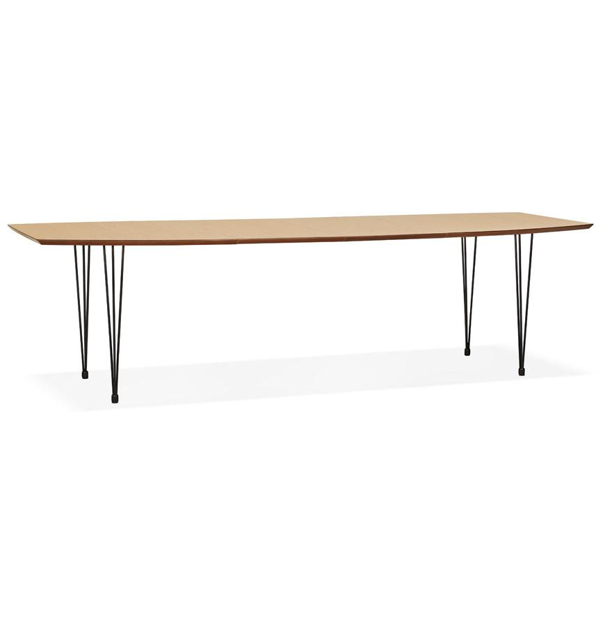 Table STRIK-Naturel-SERENA DECO