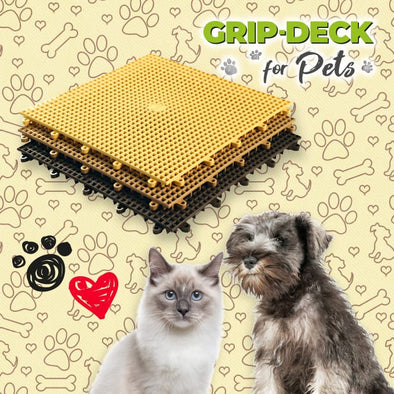 Grip-Deck for Pets