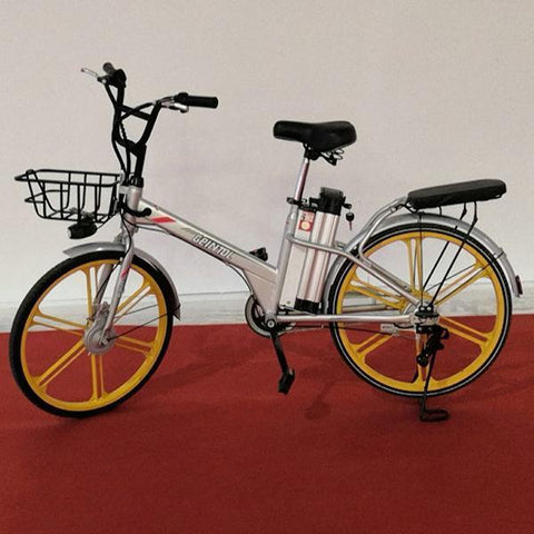 240W 48V 10A Lithium Battery Electric Bicycle