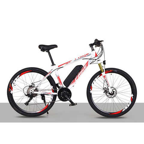 26 inch lithium battery off-road electric bike