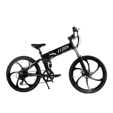 New aluminum alloy lithium battery electric bicycle