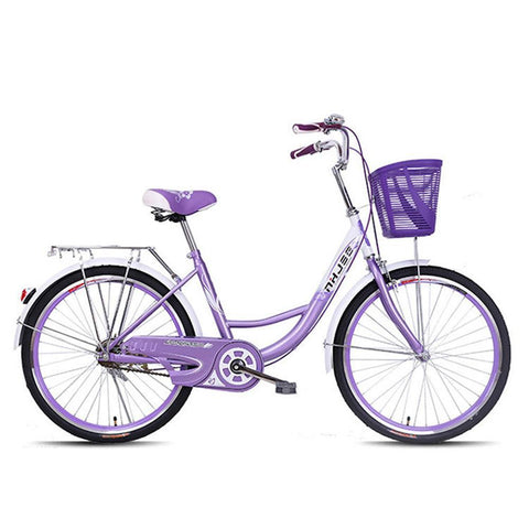 Thejazzyshop Light Ordinary Commuter For Lady Urban Old Style Bike