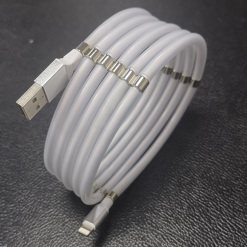 USA™ Magnetically convenient USB data cable