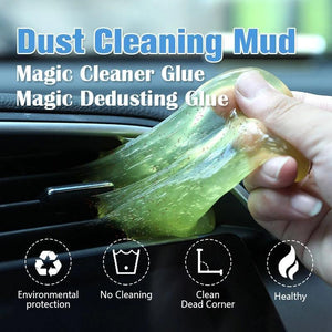 Dust Cleaning Mud Made Of New Green Materials