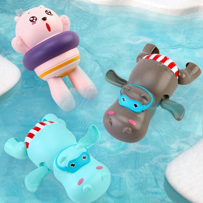 Ponsinecy™ Baby bath cute toy