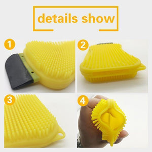 Magic 3 In 1 Silicone Sponge(Buy 1 get 1 free Only TODAY!)