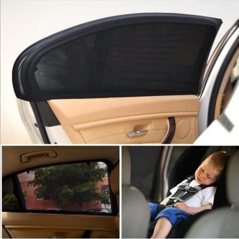 Car Window UV Protection Sunshade ( 4 Pcs)