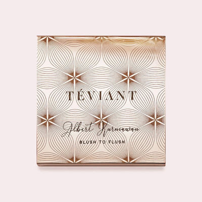 ANEMONE BLUSH TO FLUSH PALETTE - Teviant Beauty