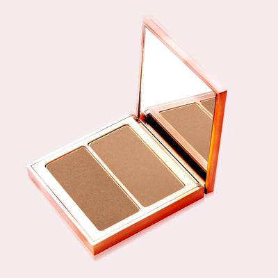 PALERMO SCULPT TO BRONZE PALETTE - Teviant Beauty