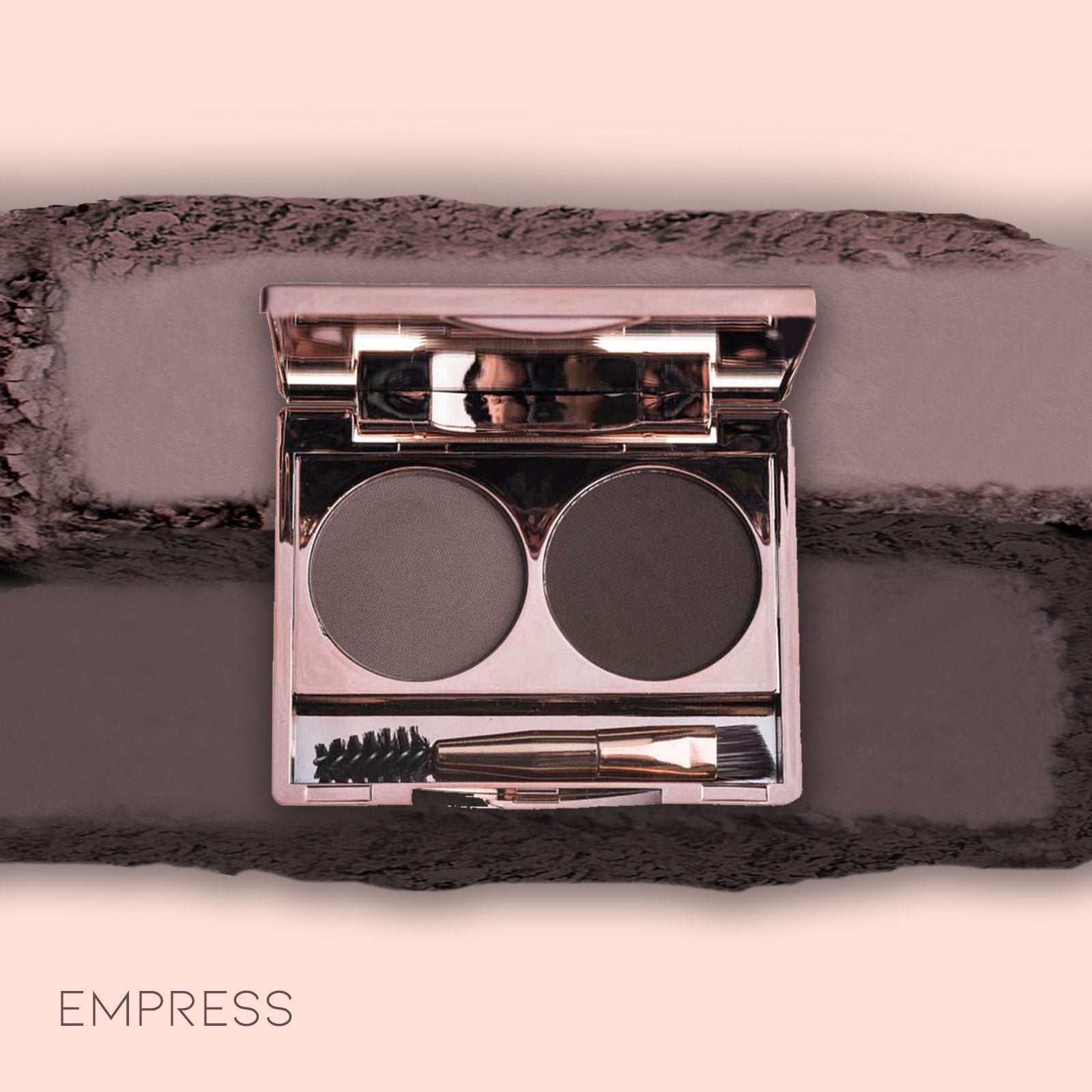 EMPRESS EYEBROW DUO POWDER - Teviant Beauty