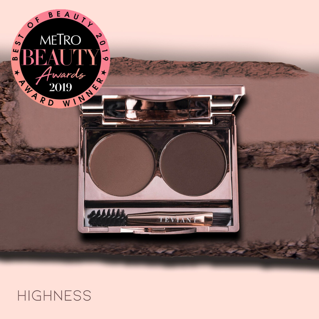 HIGHNESS EYEBROW DUO POWDER
