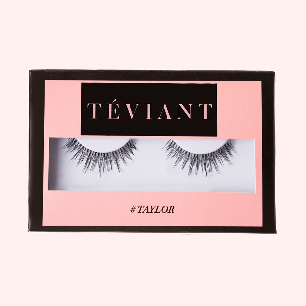 TAYLOR FALSE EYELASHES - Teviant Beauty