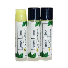 Load image into Gallery viewer, lemon lime lip conditioner balm
