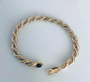 Load image into Gallery viewer, Rope Chain Bracelet
