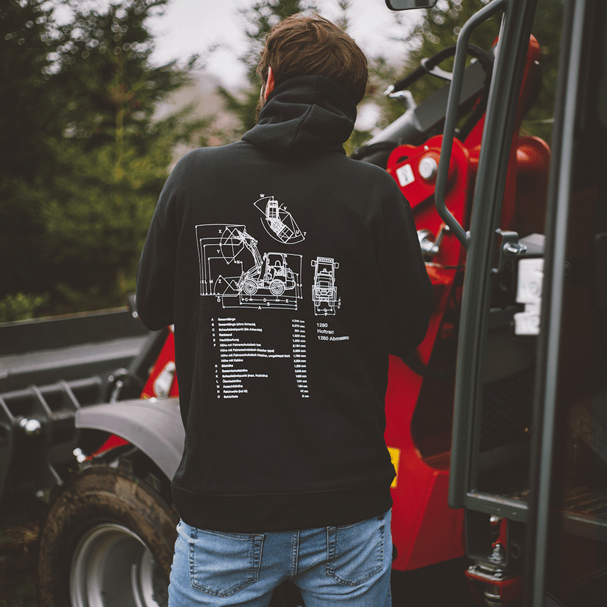 Weidemann Hoodie Limited Collabo Pullover