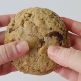 Seven Grams Caffé Peanut Butter Dark Chocolate Chip Cookie Video