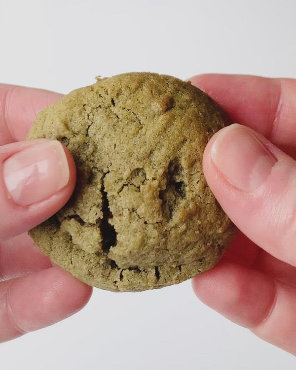 Seven Grams Caffé – Snackable Ooey Gooey Cookies – THE MATCHA – Video