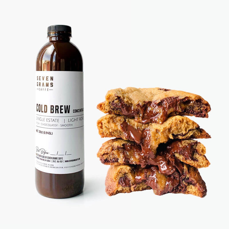 The Classic Cookie & Cold Brew Bundle
