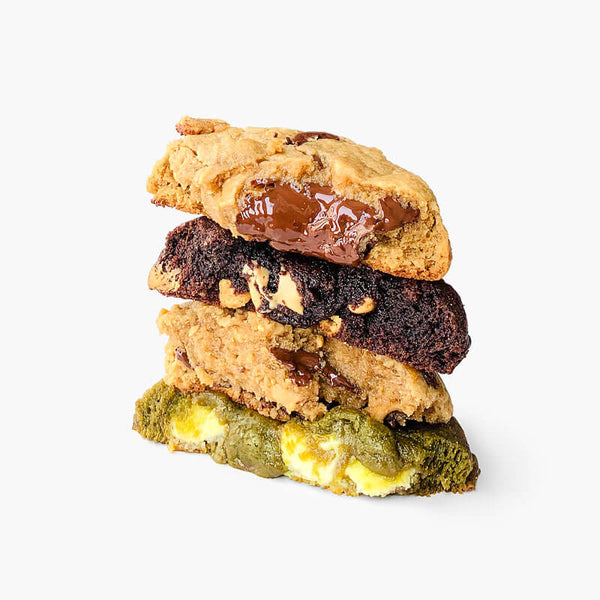 Seven Grams Caffé Chocolate Chip Cookie Assortment